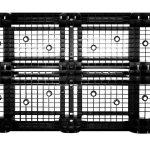 Plastová paleta IKP 1208 – 1200x800